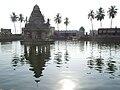 Sacred temple water tank of Koviloor, Tamil Nadu.jpg