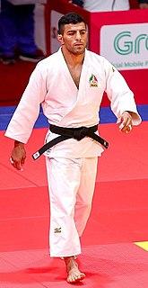 Saeid Mollaei Mongolian judoka