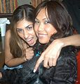 Sahara Knite, Veronica Lynn at PSK 20051108 1.jpg