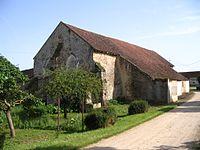 Saint-Florentin - Grange de Crécy - 2.jpg