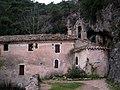 Saint-Guilhem-le-Desert Ermitage.JPG