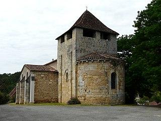 Saint-Jean-dEyraud Part of Eyraud-Crempse-Maurens in Nouvelle-Aquitaine, France