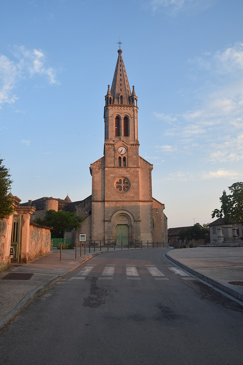 Saint Anne Church of Sanvensa 01.jpg