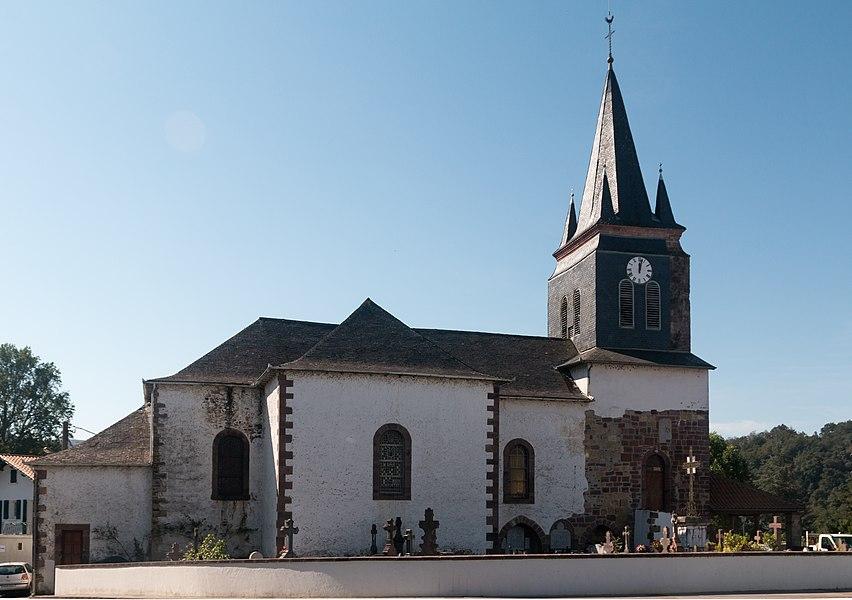 Church Saint Peter of Ursakoa.