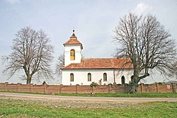 Saint Wenceslaus Church, Restoky, Czech Republic.jpg