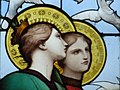 Sainte Catherine d'Alexandrie et sainte Barbe (5655316749).jpg