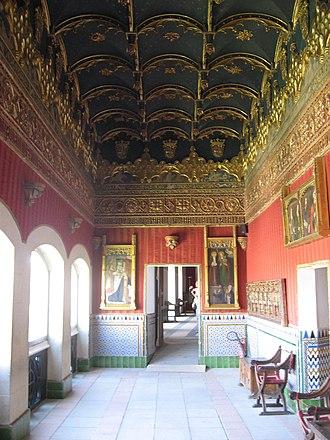 Alcázar of Segovia - The Belt Room
