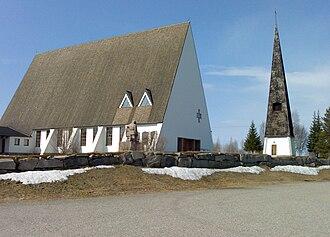Salla - Salla church