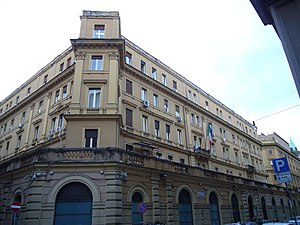 Italiano: Roma, Ministero del Lavoro (via Flavia)