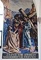 Salzburg - Itzling - Pfarrkirche St. Antonius Kreuzweg VIII - 2019 08 01.jpg