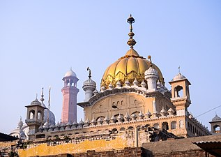 Samadhi of Ranjit Singh Golden Dome