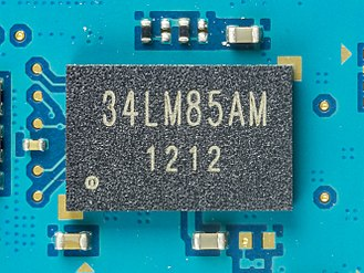 Low-voltage differential signaling - Doestek 34LM85AM, used in a tablet as flat panel display  transmitter