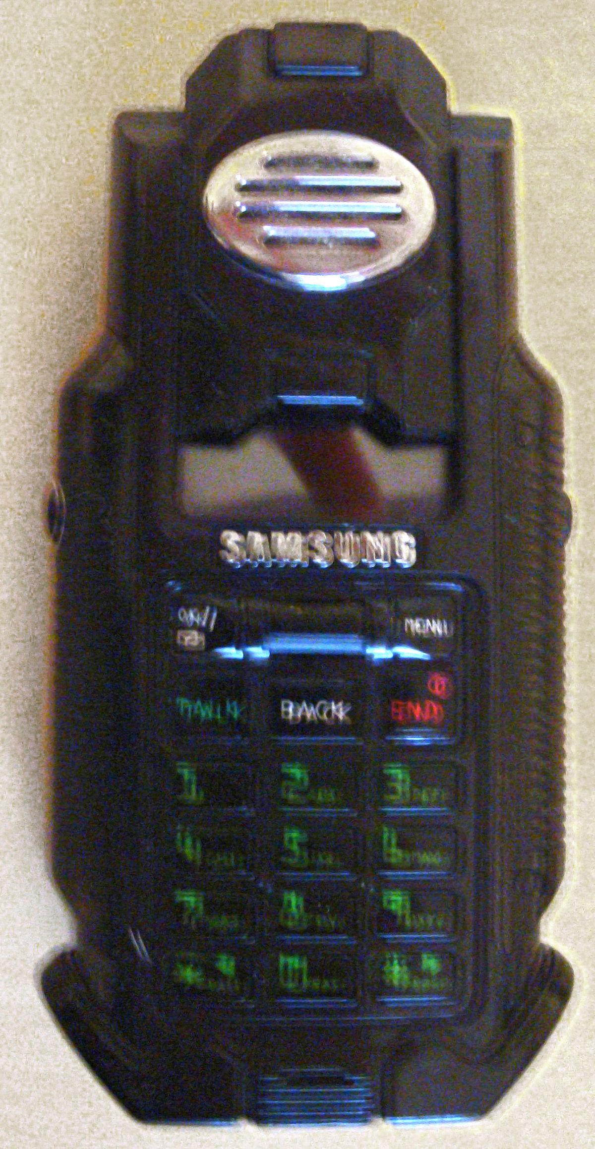 Samsung SPH-N270 - Wikipedia