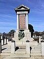 Samuel Gillott Grave, Melbourne General Cemetery.JPG