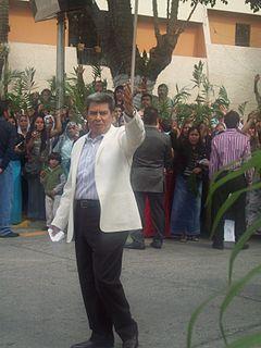 Samuel Joaquín Flores Mexican religious leader
