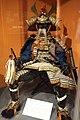 Samurai armor with Matsumae family crest, Japan, view 1 - Glenbow Museum - DSC00596.JPG