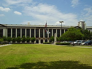 Houston Community College - Image: San Jacinto Memorial Building