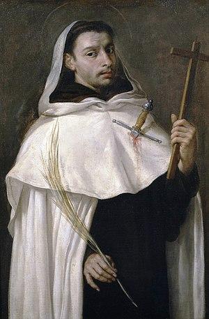 Angelus of Jerusalem - Image: San Ángelo, de Antonio de Pereda y Salgado (Museo del Prado)