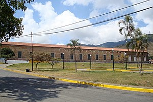 Hugo Chávez - The San Carlos military stockade, where Hugo Chávez was held following the 1992 coup attempt.