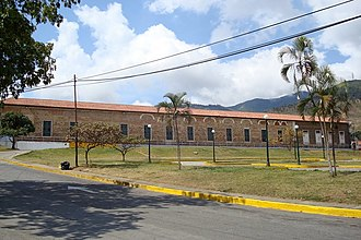 Hugo Chávez - The San Carlos military stockade, where Chávez was held following the 1992 coup attempt