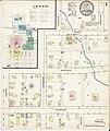Sanborn Fire Insurance Map from Mount Pleasant, Henry County, Iowa. LOC sanborn02760 001-1.jpg