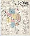 Sanborn Fire Insurance Map from Port Huron, Saint Clair County, Michigan. LOC sanborn04159 001-1.jpg
