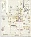 Sanborn Fire Insurance Map from Rogersville, Hawkins County, Tennessee. LOC sanborn08369 003.jpg