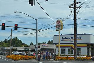 Santa Clara, Eugene, Oregon