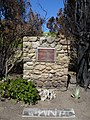 Santa Gertrudis Asistencia (Chapel) Monument.jpg