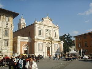 Santo Stefano dei Cavalieri, Pisa - Image: Santo stefano dei cavalieri