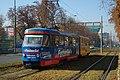 Sarajevo Tram-209 Line-2 2011-10-19 (2).jpg