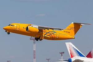 Saratov Airlines - Saratov Airlines Antonov An-148