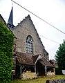 Sargé-sur-Braye Église Saint-Martin Fassade 1.jpg