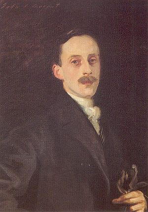 Hugh Lane - Sir Hugh Lane, John Singer Sargent, 1906