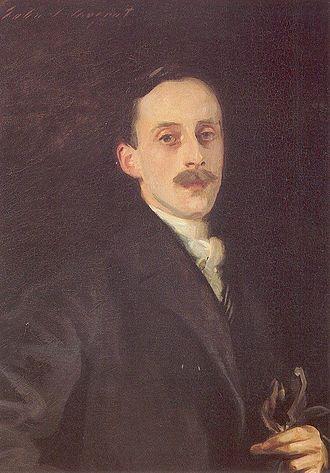 Hugh Lane - Sir Hugh Lane, John Singer Sargent, 1906