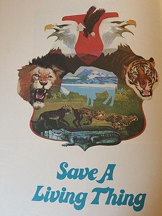 "Slurpee - ""Save A Living Thing"" Endangered Species Slurpee cup promotion. Internal report image."