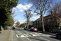 Sawlay Road with Gravesend Road junction in London W12, spring 2013 (2).JPG