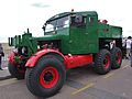 Scammell tractor (PSY 919), 2009 HCVS London to Brighton run (1).jpg