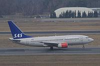 LN-TUF - B737 - SAS