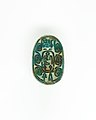 Scarab With Throne Name of Amenemhat VII (Sedjefakare) MET LC-26 7 85 EGDP025848.jpg