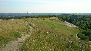 Hasle Hills - Image: Scenic vision from Hasle Hills