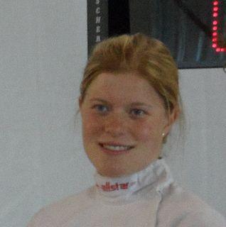 Annika Schleu German modern pentathlete