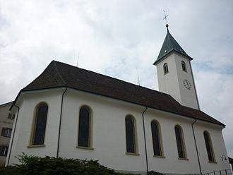 Schupfart - Image: Schupfart Kirche