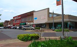 Scottsboro downtown