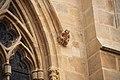 Sculpture extérieure Cathédrale Notre-Dame Bayonne.jpg