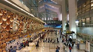 Indira Gandhi International Airport International airport in Delhi, India