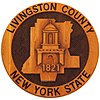 Official seal of Livingston County