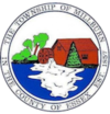 Official seal of Millburn, New Jersey