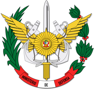Peruvian government ministry responsible for military and national defense matters