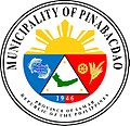 Seal of Pinabacdao, Samar.jpg